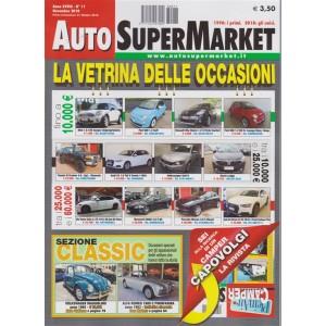 Auto Supermarket - n. 11 - novembre 2018 - + Camper & Caravan Supermarket