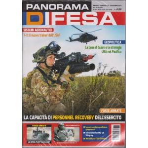 Panorama Difesa - n. 379 - novembre 2018 - mensile