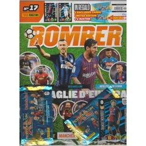 Bomber - mensile n. 17 - ottobre 2018 - by Panini Comics
