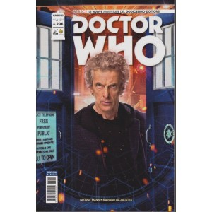 Doctor who - n. 22 - settembre 2018 - mensile