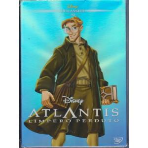 I Dvd Di Sorrisi4 - Atlantis - L'impero perduto - I classici Disney - n. 48 - settimanale - dicembre 2018