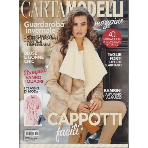 Cartamodelli Magazine - n. 11 - dicembre 2018 - mensile