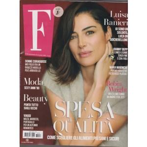 Vanity Fair + Accessory Vogue - n. 45 - 14 novembre 2018 -settimanale - 2 riviste