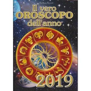 Il vero oroscopo dell'anno 2019 - n. 12 - annuale - novembre 2018