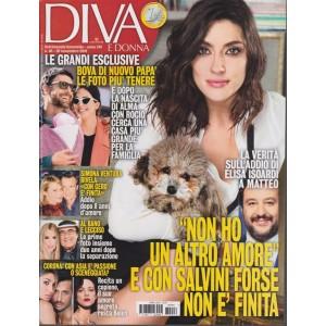 Diva E Donna -n. 46 - 20 novembre 2018 - settimanale femminile