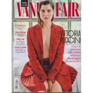 Vanity Fair  - n. 46 - 21 novembre 2018 - settimanale