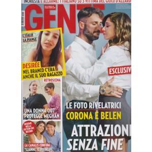 Gente - n. 45 - 10/11/2018 - settimanale