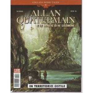 Cosmo Serie Blu - Allan Quatterman e le miniere di Re Salomone - n. 73 - 18 ottobre 2018 - In territorio ostile - mensile