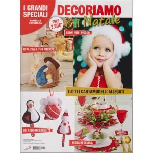 I grandi speciali di Famiglia cristiana - Decoriamo il Natale - settimanale -