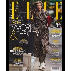 Elle - n. 13 - 17/11/2018 - settimanale