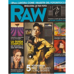 Digital Camera speciale - Raw - Bimestrale - n. 16 - ottobre - novembre 2018 -