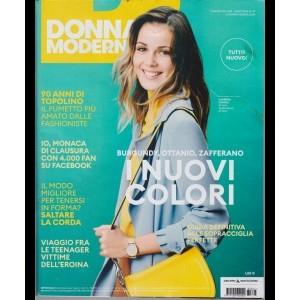 Donna moderna - n. 47 - 7 novembre 2018 - settimanale