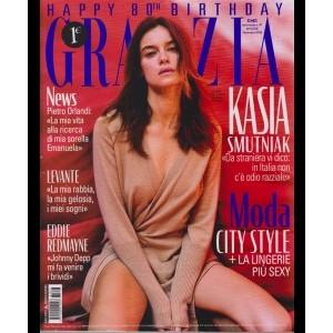 Grazia* - n. 47 - settimanale - 8/11/2018