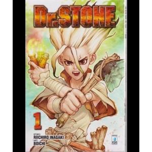 Dr. Stone 1 - Dragon n. 245 - mensile - novembre 2018