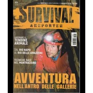 Survival & Reporter - n. 4 - novembre - dicembre 2018 - bimestrale