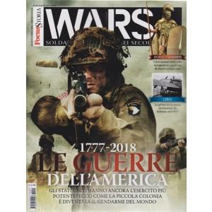 Focus storia - Wars - n. 1 - 10 novembre 2018 - 31 gennaio 2019 - trimestrale