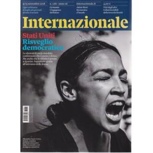 Internazionale - n. 1281 - 9/15 novembre 2018 - settimanale