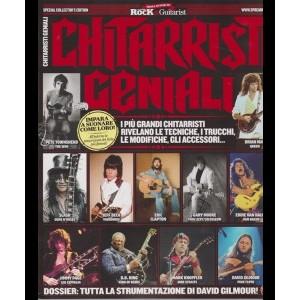 Classic Rock Extra Speciale  -  Chitarristi geniali -  n. 10 - bimestrale - novembre - dicembre 2018