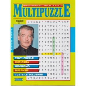Multi Puzzle - n. 97 - trimestrale - dicembre - febbraio 2019