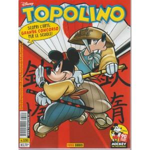 Topolino - n. 3281 - 10 ottobre 2018 - settimanale