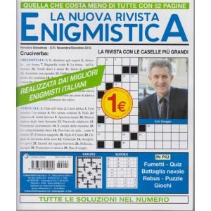 La Nuova Rivista Enigmistica - n. 25 - bimestrale - novembre - dicembre 2018