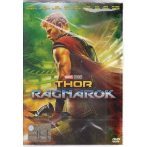 I Dvd Fiction Sorrisi 2 - Thor Ragnarok - n. 24 - settimanale - dicembre 2018