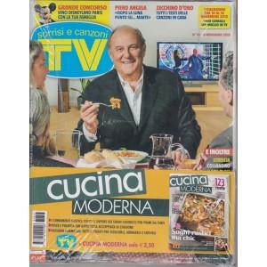 Sorrisi e Canzoni + Cucina moderna - n. 45 - 6 novembre 2018 - settimanale
