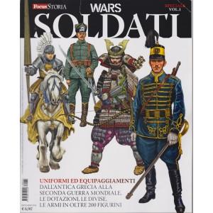 Gli speciali di Focus storia - Wars soldati - volume 1 - dicembre 2018