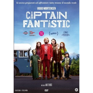 Captain Fantastic - Matt Ross, Viggo Mortensen - DVD Panorama