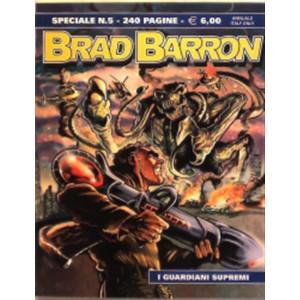 Brad Barron Speciale N.5 - Annuale  Novembre 2011