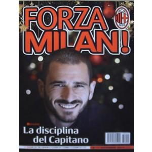 Forza Milan ! - mensile n.571 - Diembre 2017