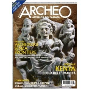 ARCHEO Attualità del passato N. 383 Gennaio 2017