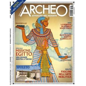 ARCHEO Attualità del passato N. 389 Luglio 2017
