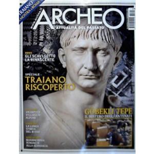 ARCHEO Attualità del passato N. 395 Gennaio 2018