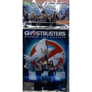 Ghostbusters Rispondi alla chiamata (DVD Sorrisi e canzoni)