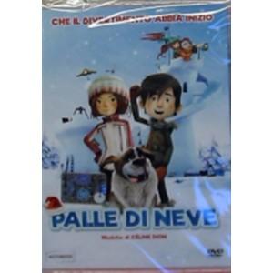 Palle di neve, che il divertimento abbia inizio (DVD Sorrisi e canzoni)