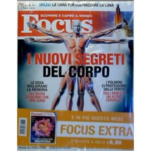 Focus speciale n.302 Novembre 2017 - I nuvi segreti del corpo