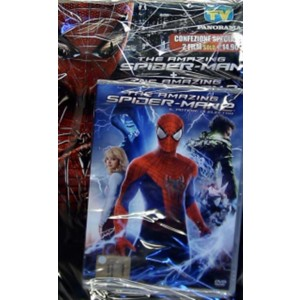 The amazing Spiderman + The amazing Spiderman 2 (DVD di Panorama)