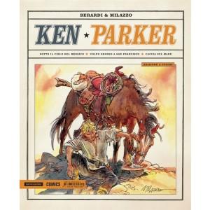 Ken Parker Colori n. 3 Marzo 2016