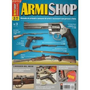 Armi Shop - Mensile n. 3 Marzo 2018 Annunci di Armi