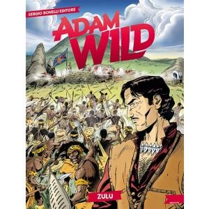 ADAM WILD - Numero 22 - Zulu