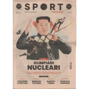 Sport Tribune - bimestrale n. 1 gennaio 2018 + Soccer illustrated
