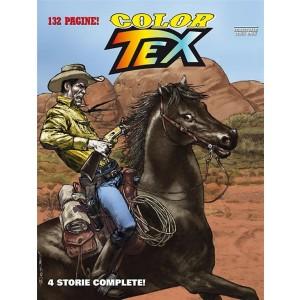 COLOR TEX - MINACCIA NELLE TENEBRE E ALTRE STORIE - NUMERO 8 - 132 PAGINE!