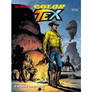 COLOR TEX - IL MESCALERO SENZA VOLTO E ALTRE STORIE - NUMERO 10 - 160 PAGINE!