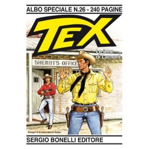 TEX SPECIALE N° 26 annuale LE IENE DI LAMONT