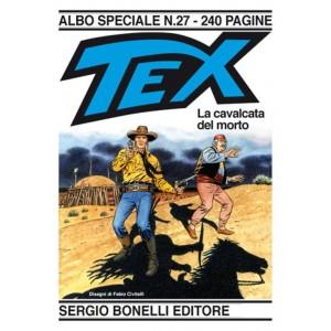 TEX SPECIALE N° 27 annuale LA CAVALCATA DEL MORTO