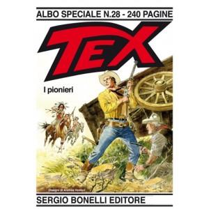 TEX SPECIALE N° 28 annuale I PIONIERI