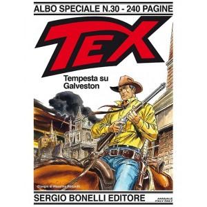 TEX SPECIALE N° 30 annuale TEMPESTA SU GALVESTON