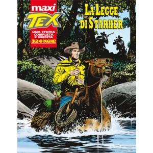 MAXI TEX N° 16 annuale La legge di Starker - 324 Pagine