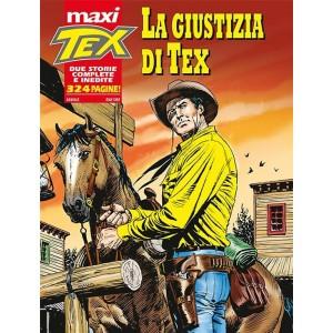 MAXI TEX N° 19 annuale La giustizia di Tex - 324 Pagine